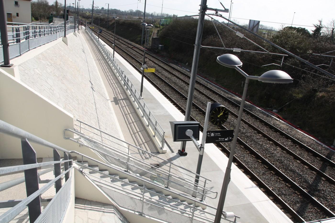 05- Halte de Gorges  SNCF