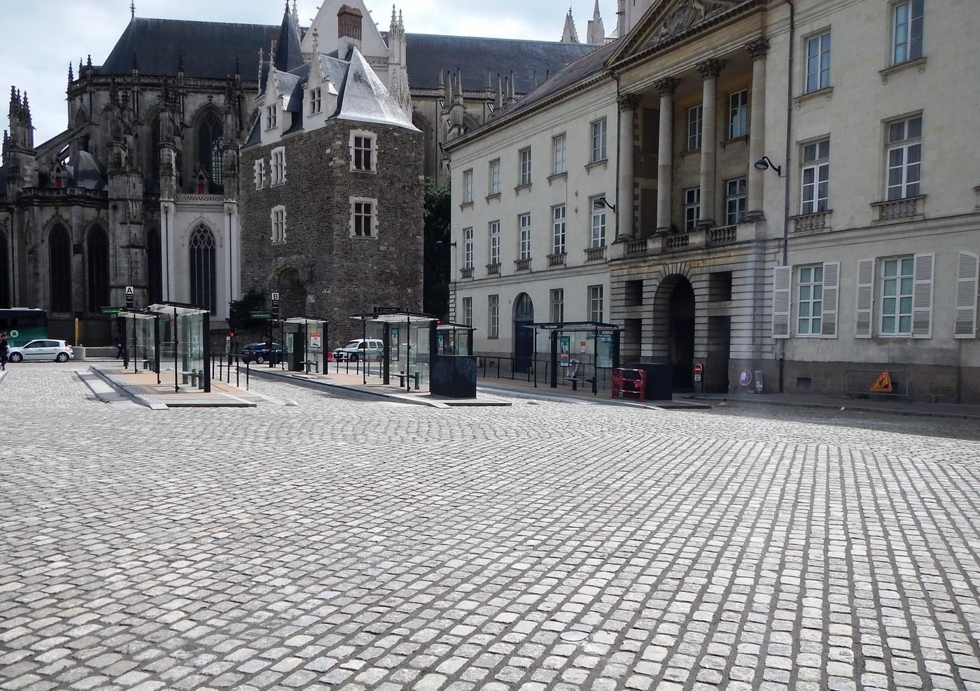 Amengt Urbain - Nantes Pavage