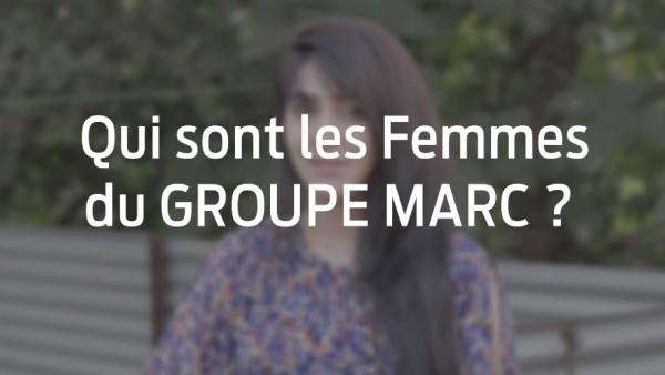 Les Femmes du Groupe MARC