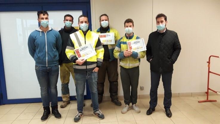 Challenge sécurité au centre MARC SA de Brest
