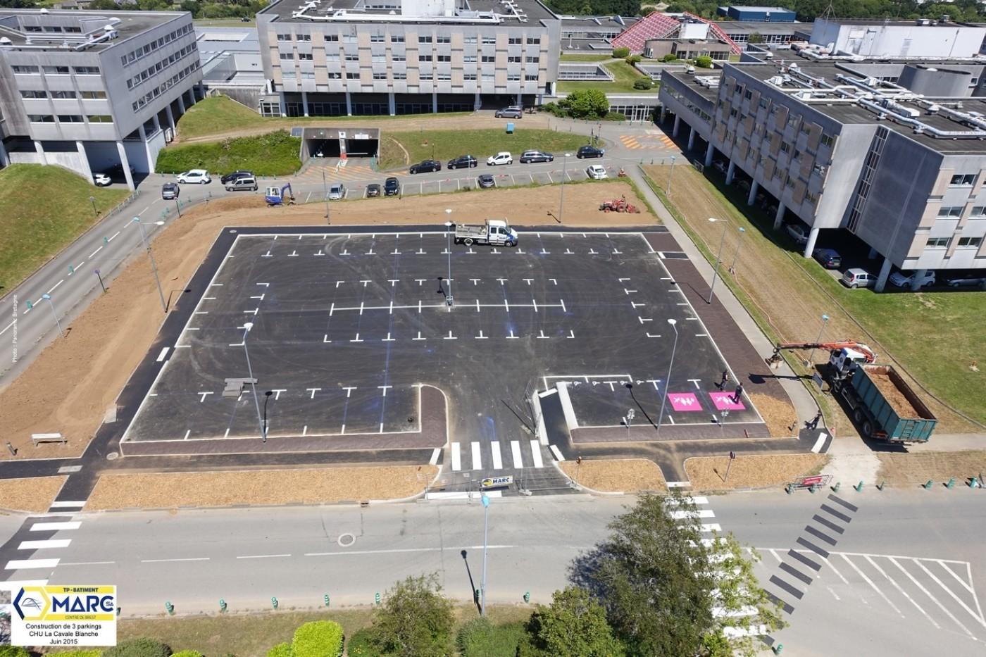 04- Parking du CHU  BREST
