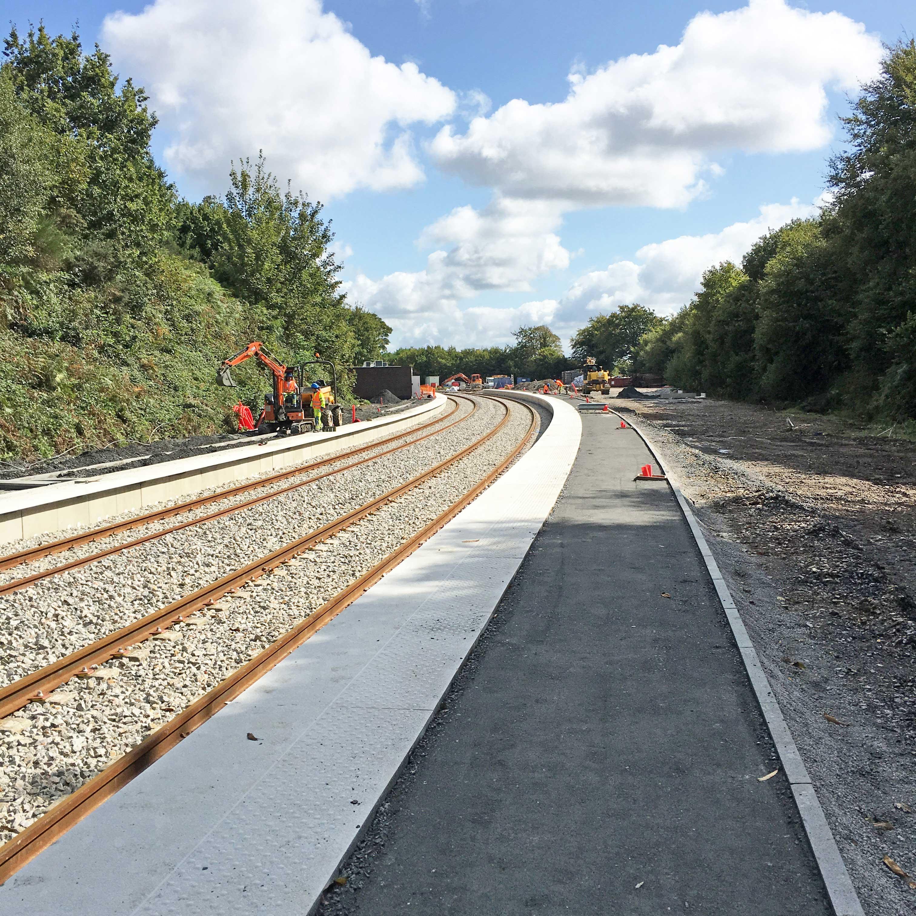 Chantier SNCF - Mise aux normes sécurité - Centre de Bruz