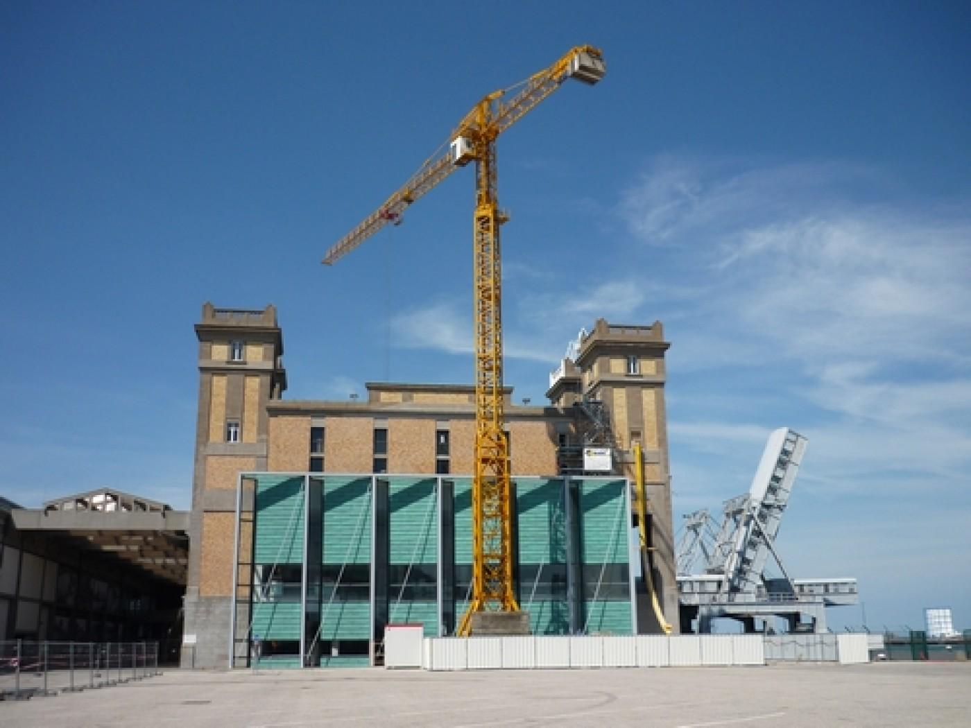 03- Rénovation gare maritime Cherbourg