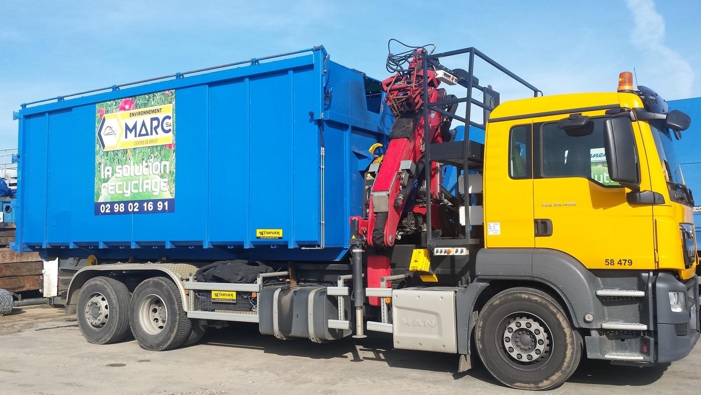 Environnement - camion + Benne New