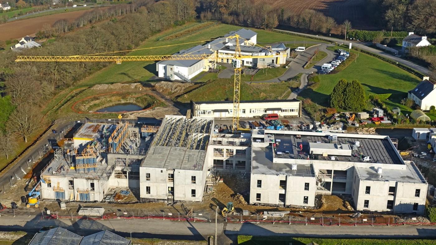 03- Construction d'un foyer d'accueil médicalisé LA-ROCHE-MAURICE